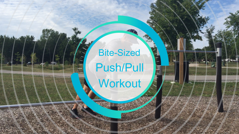 push pull workout