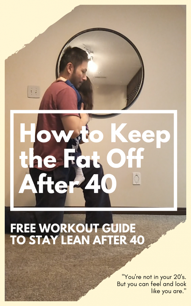 Free Guide Keeping Fat Off After 40