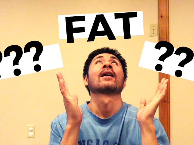 3 Reasons Why You're not losing fat