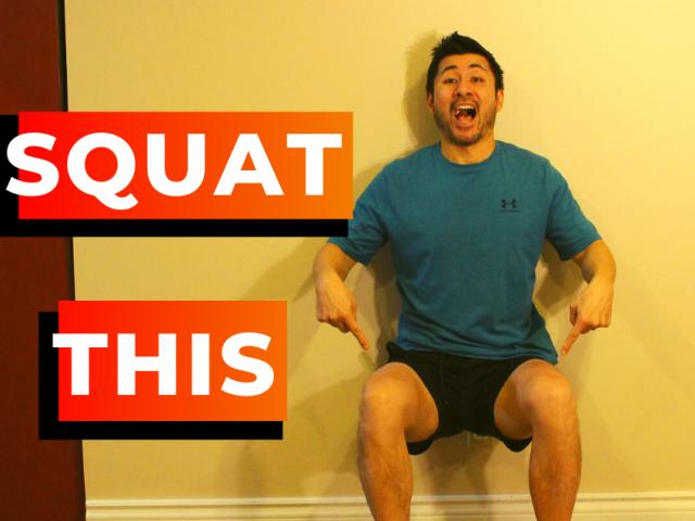 Beginner Squat Circuit