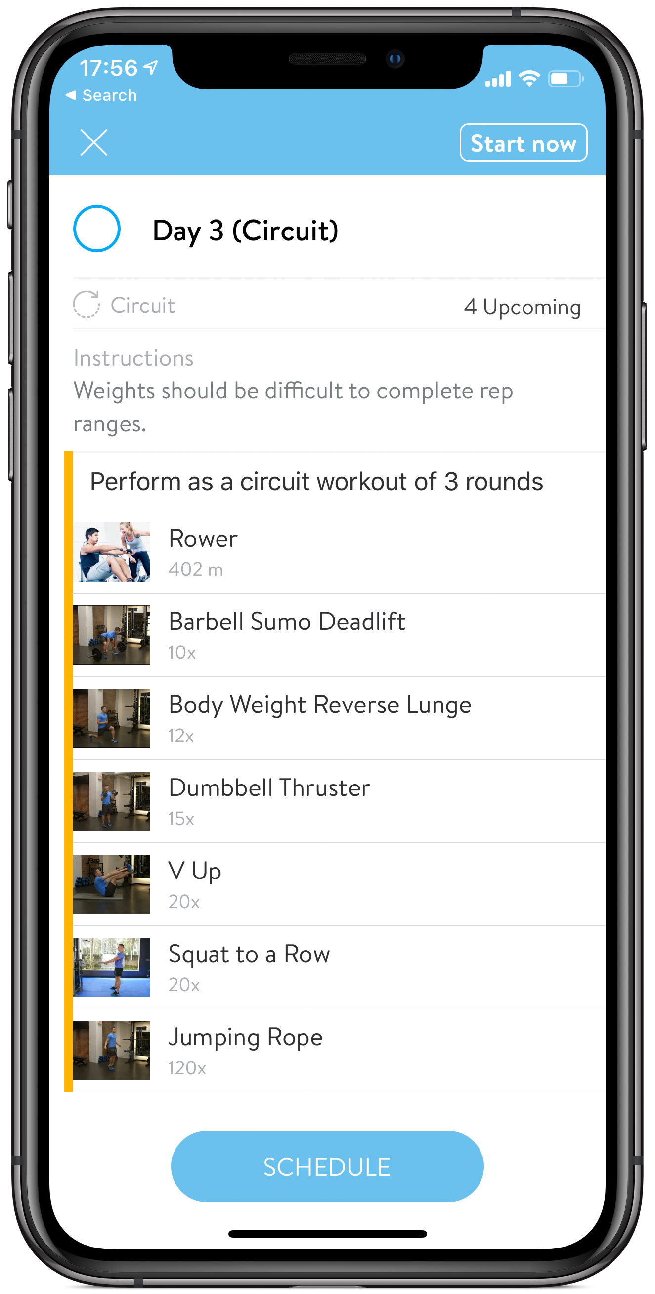 Trainerize Mobile App