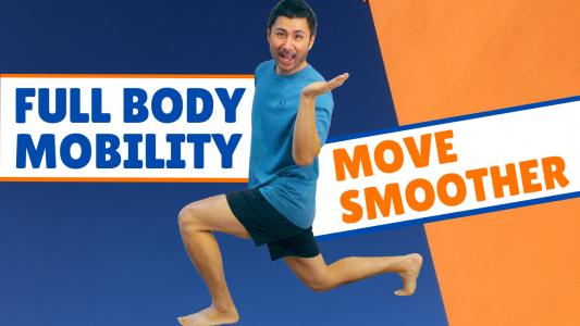 full body mobility exercises for beginners