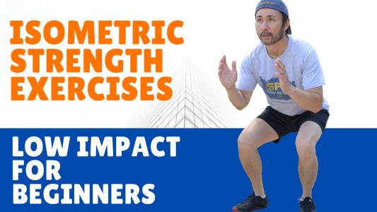 isometric exercises for beginners