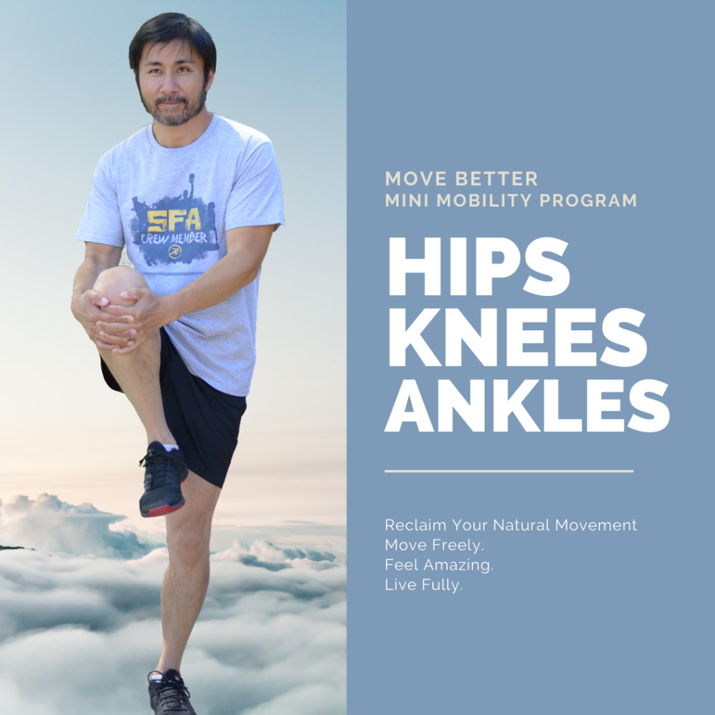 Relieve hips, knees and ankle pains.