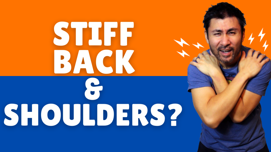 back and shoulders mobility exercises